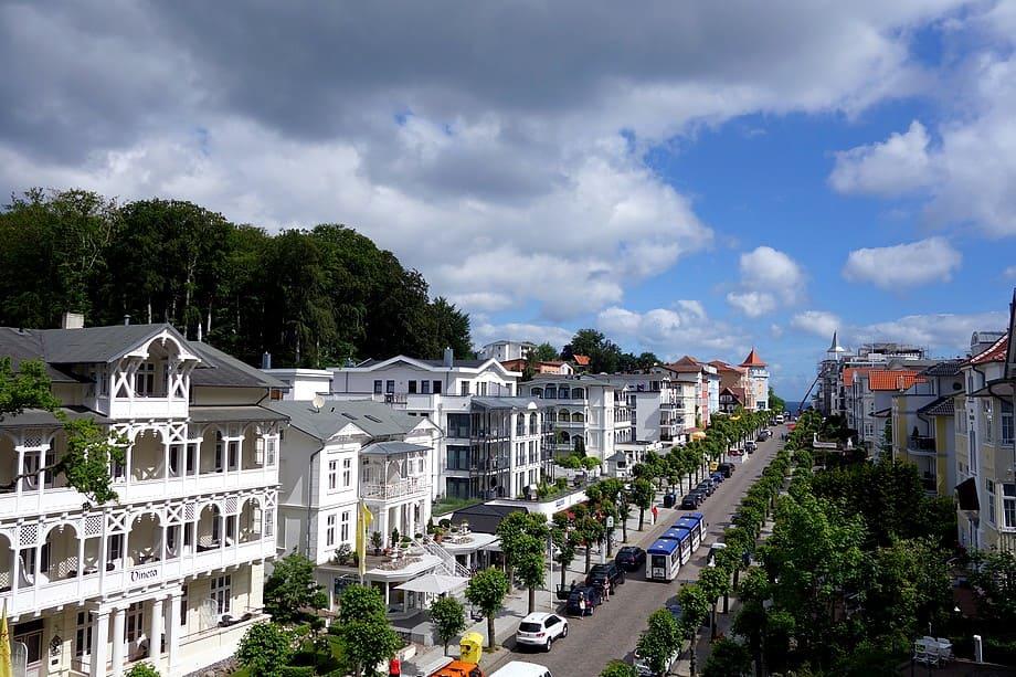 Wilhelmstrasse in Sellin